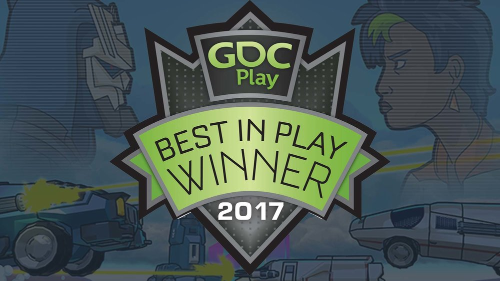 2017 - WINNERBEST IN PLAYGDC PlayGame Developers Conference
