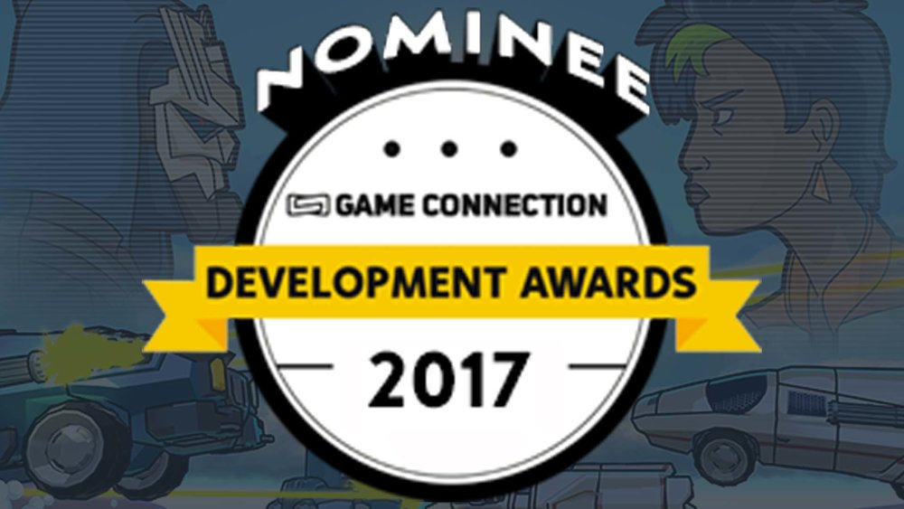2017 - NOMINEEBEST DOWNLOADABLE/PC GAMEDevelopment AwardsGame Connection Europe