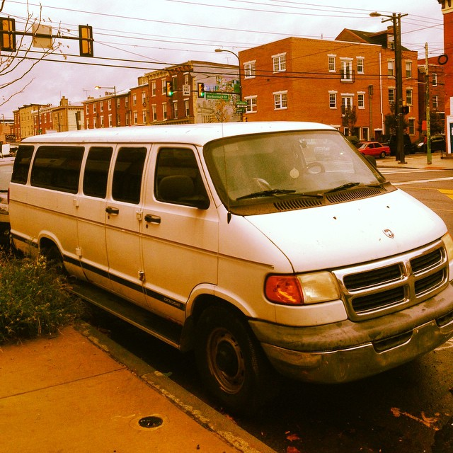 hey bands need a van? got one for sale at the newly reduced price of $3700 or best offer. inquire within