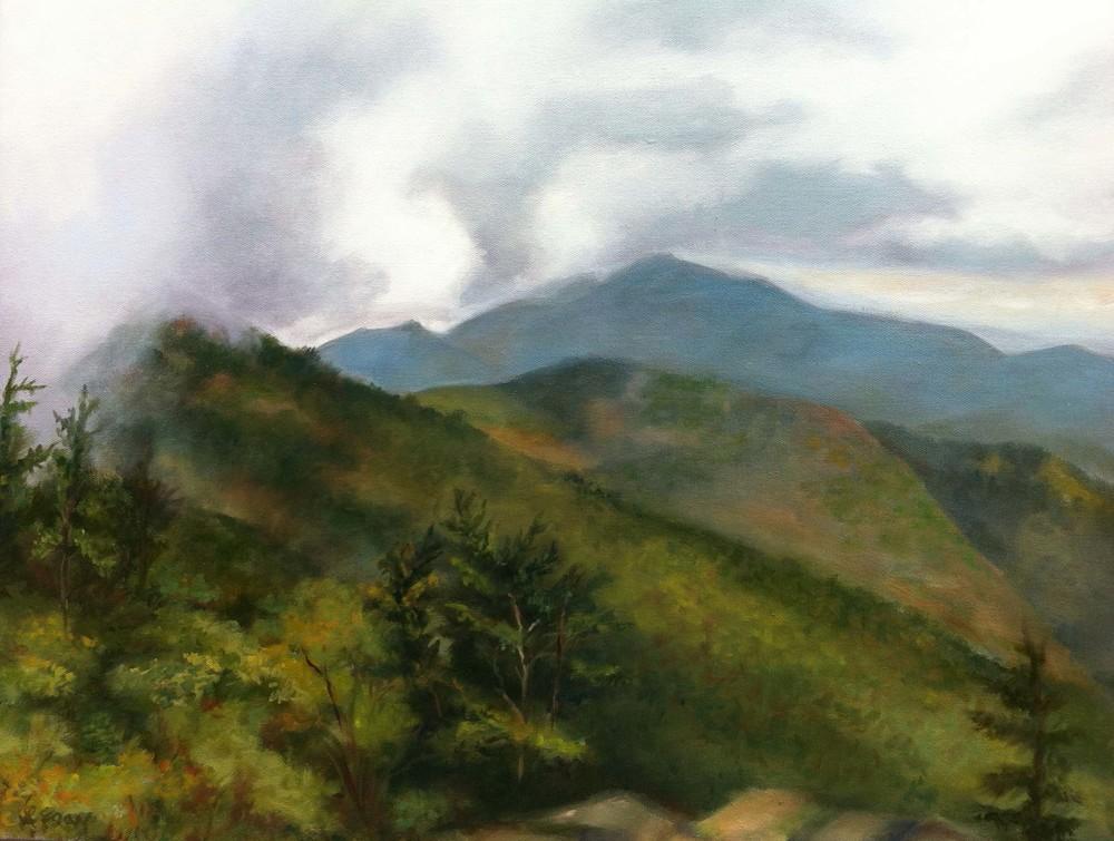 Ashville's Mountain View
