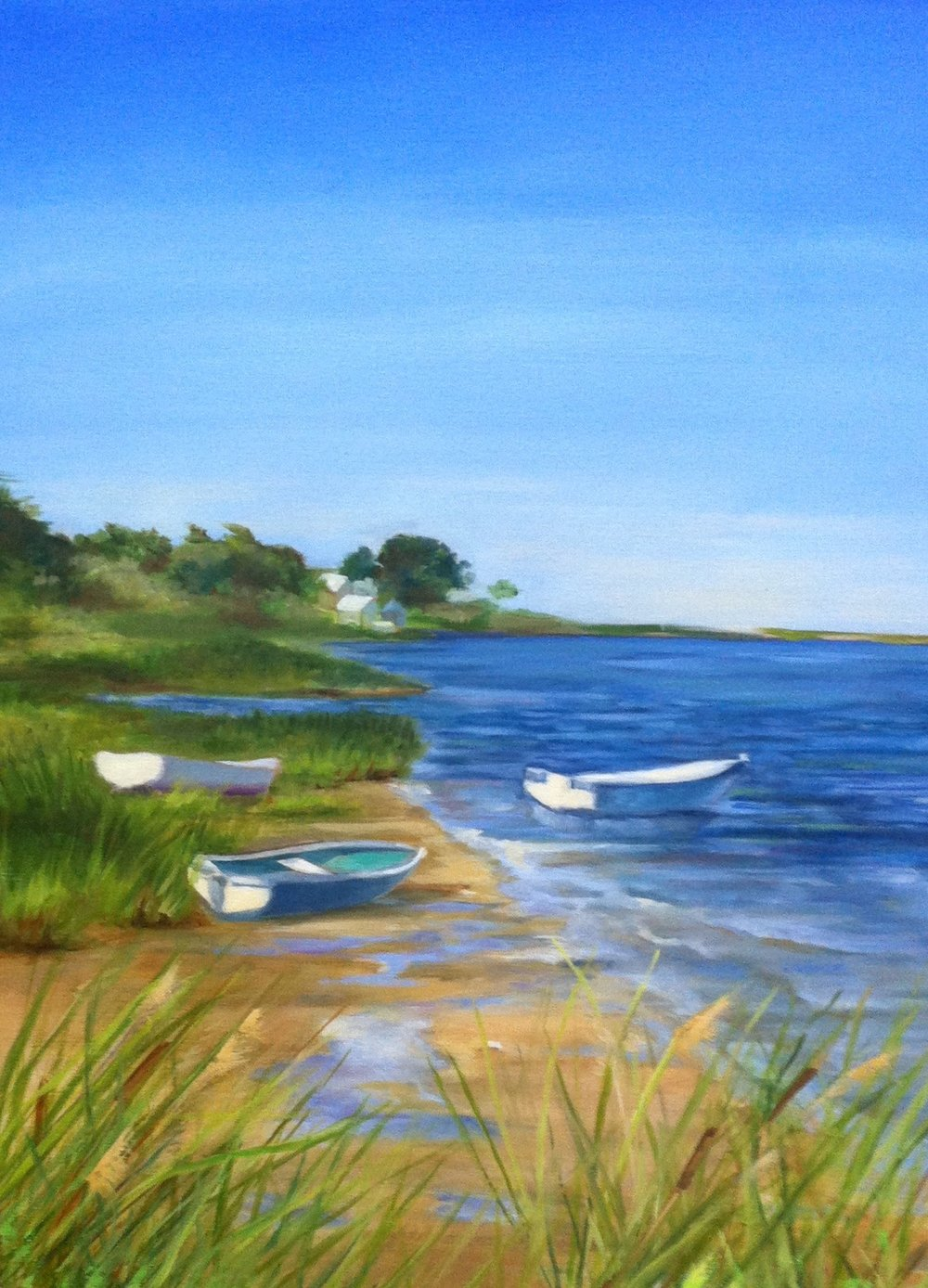 """Nantucket Boats"""