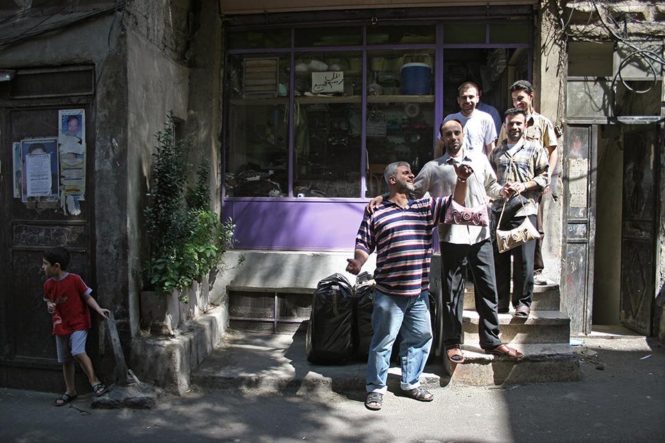 Mount Qasioun, Damascus