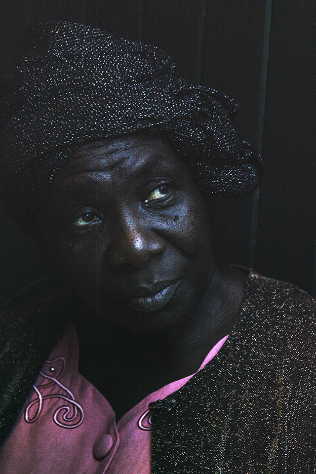Amrican Byways. A Gullah Woman, Charleston.jpg