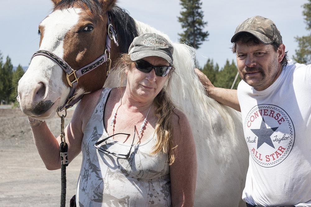Nevada Cowgirls