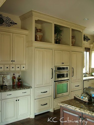 Custom Cabinets and Molding