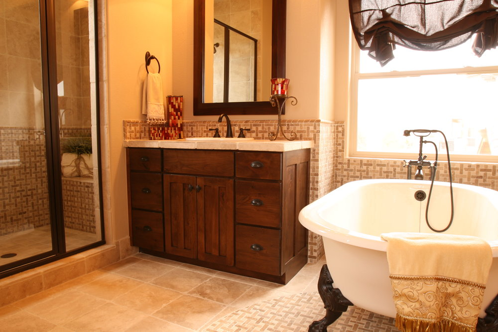 Highlands Ranch Custom Bath