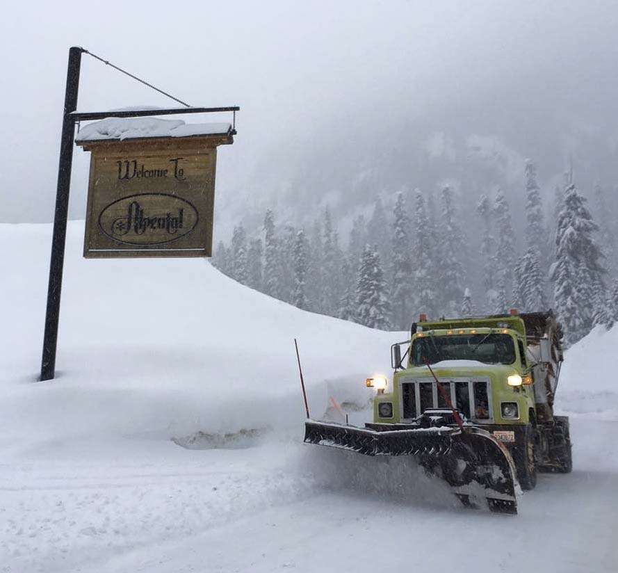 Welcome to Alpental