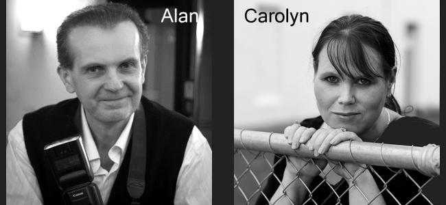 Alan and Carolyn Rogers