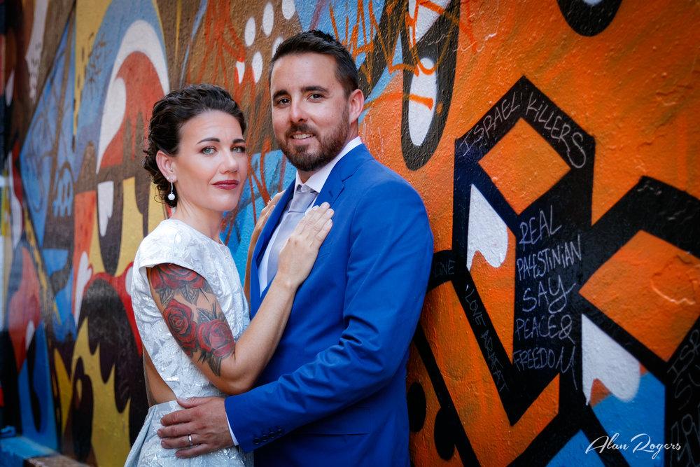 Rebecca and Grant