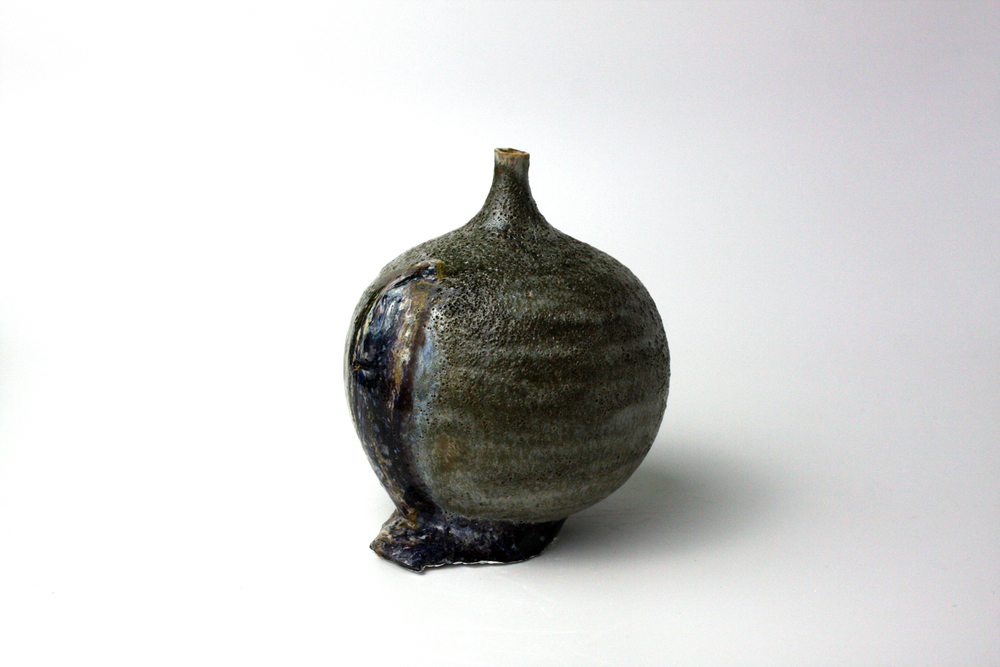 2013  3.75x3.25inches  glazed ceramic