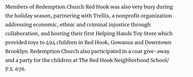 Helping Hands in the News