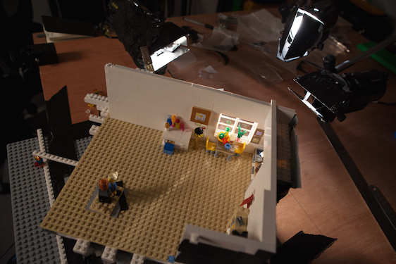 Lego Stop Motion And Other Tricks Gareth Ward