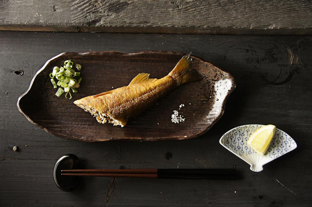 香魚甘味煮