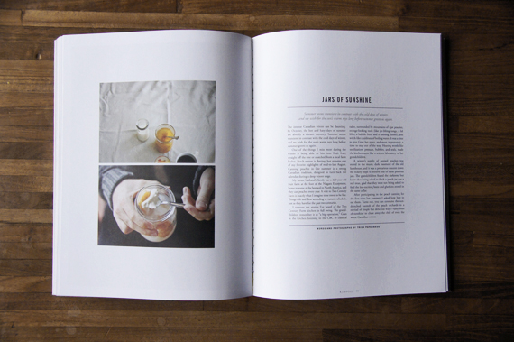 "http://www.kinfolkmag.com/ by Trish Papadakosfrom ""KINFOLK"" Volume Three, page 77"