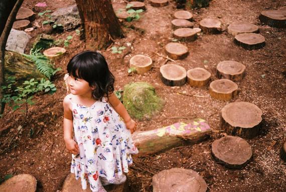 兒童區,除了年輕人之外,其實有很多人帶小朋友一起來,還有專屬小朋友的遊樂區,很貼心。