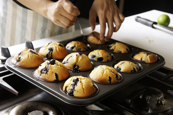 6. 烤箱以攝氏190度烤20-22分即可。