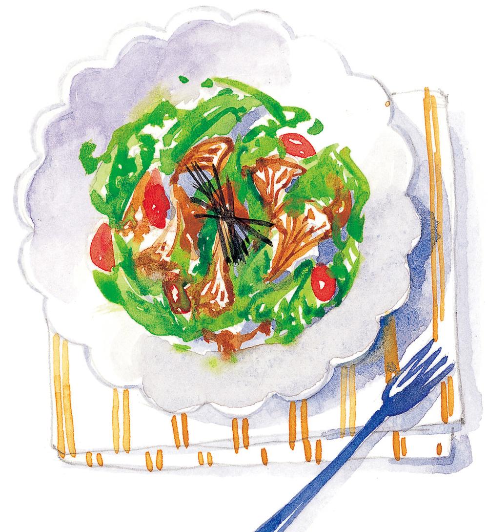 泰式青芒果鮮蝦沙拉 酒漬馬鈴薯海鮮沙拉 海鮮沙拉 白滝涼拌鮮蝦