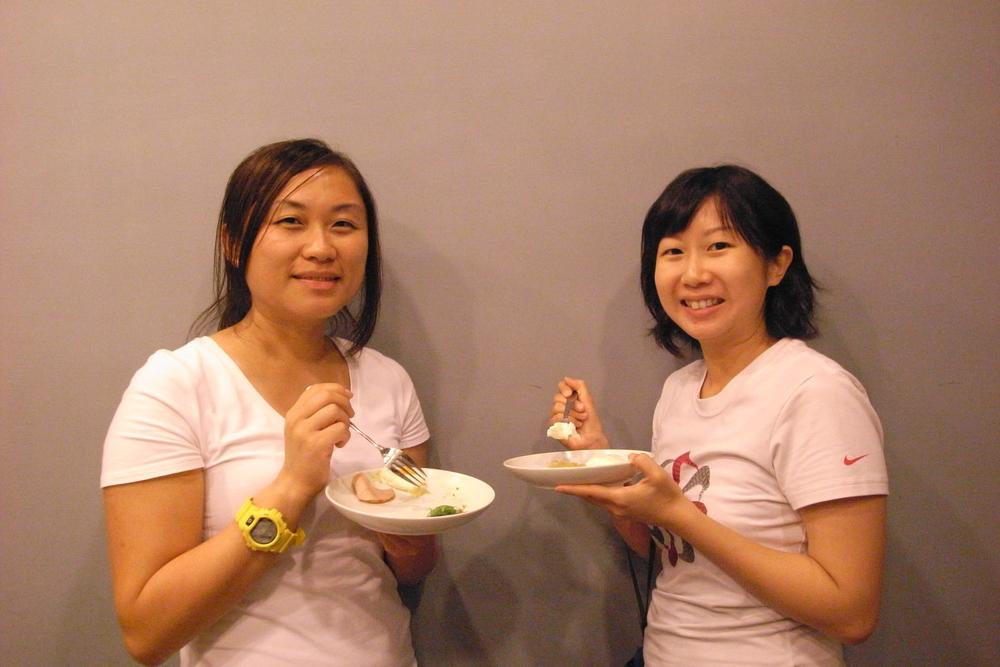 有Martin老師的忠實粉絲!    也有來自香港的可愛朋友~