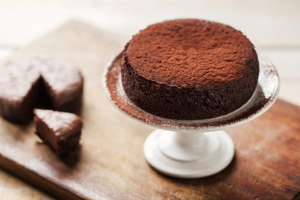 軟心巧克力蛋糕