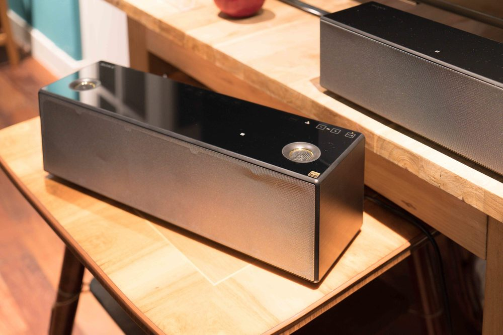 SONY Hi-Res 藍牙揚聲器創造動人的聆聽體驗