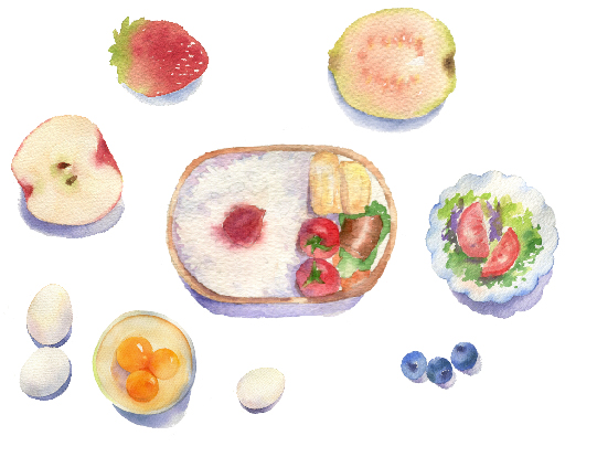 獨享的療癒畫畫時間 - 畫畫的時候,看著顏料在畫紙上渲染,內心會激起一股喜悅,久久難散!