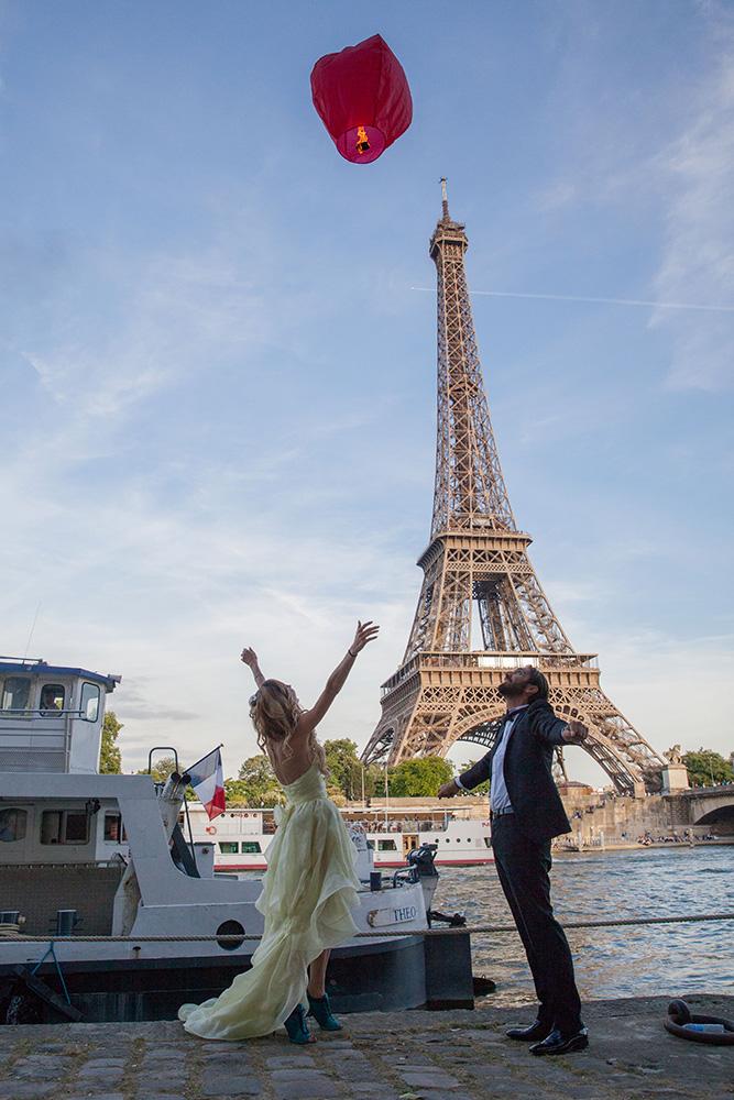 Mélodie & Pierre - Paris