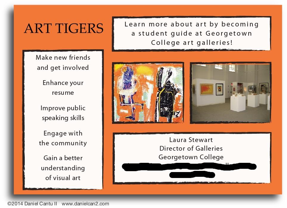 ARTigers Post Cards
