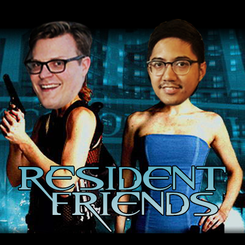 """My Name is Alice."" Julian and Jakrit, creators of 'Unusual Uptown', celebrate their friendship and love of barbecued zombie dogs by watching and reviewing the classic, highly regarded 2000s film series ""Resident Evil"", starring Mila Jovovich and Michelle Rodriguez, if we're lucky.  View on iTunes"