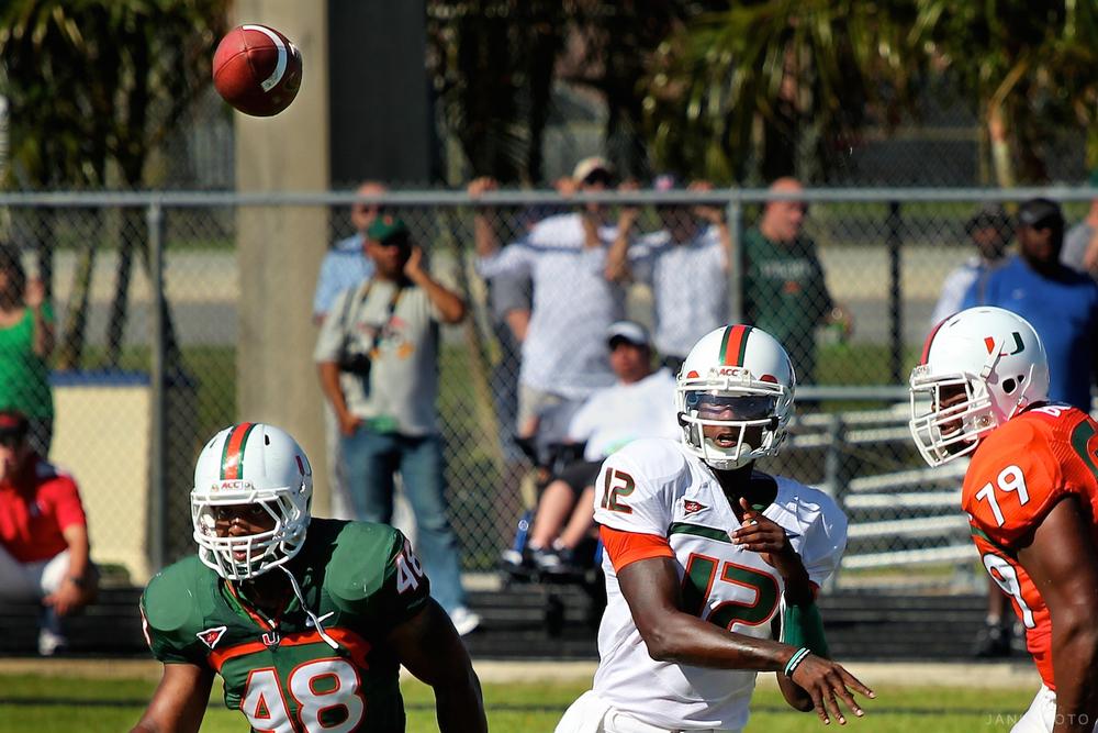 Miami Hurricane Football