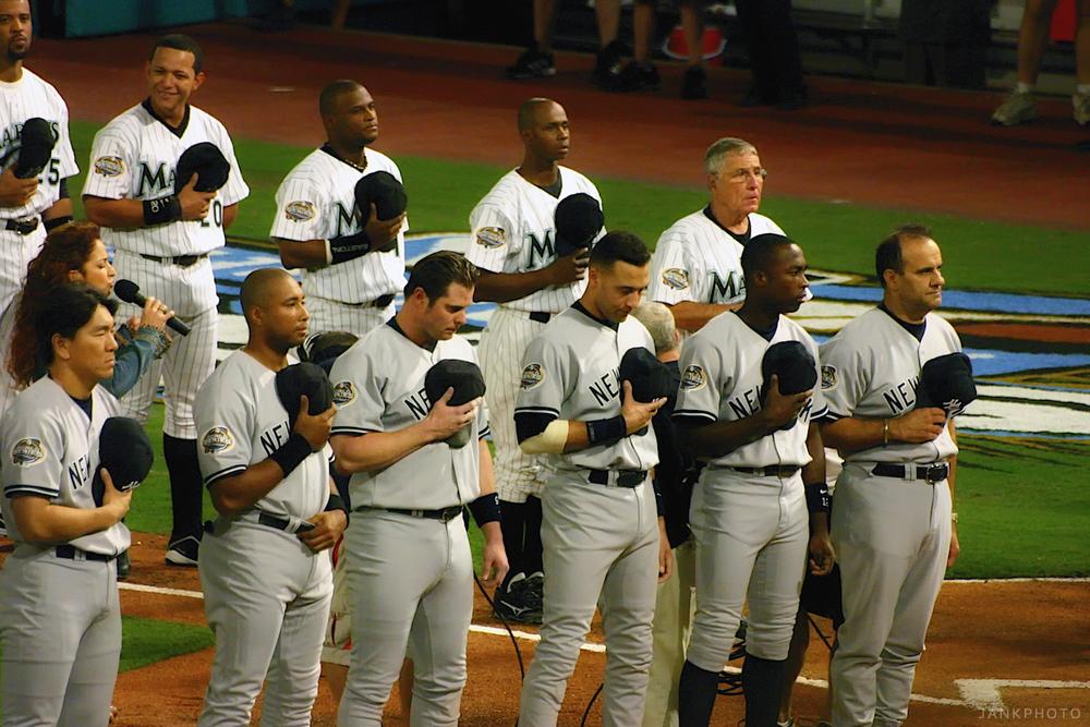 Yankees v. Marlins, 2003 World Series