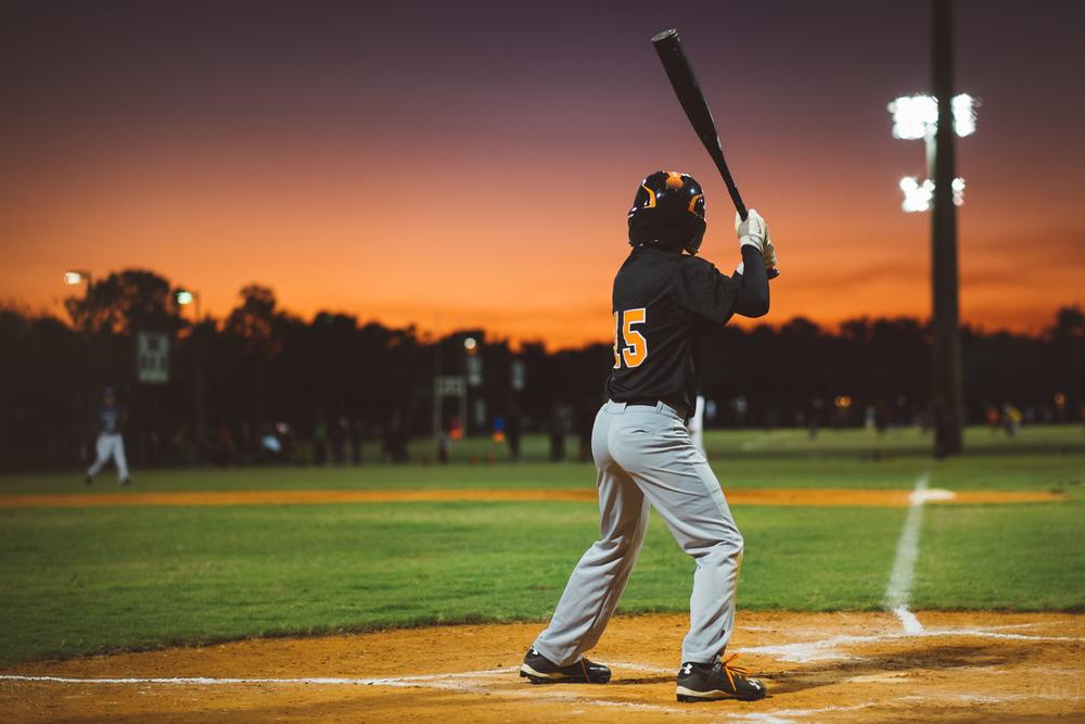 January Baseball