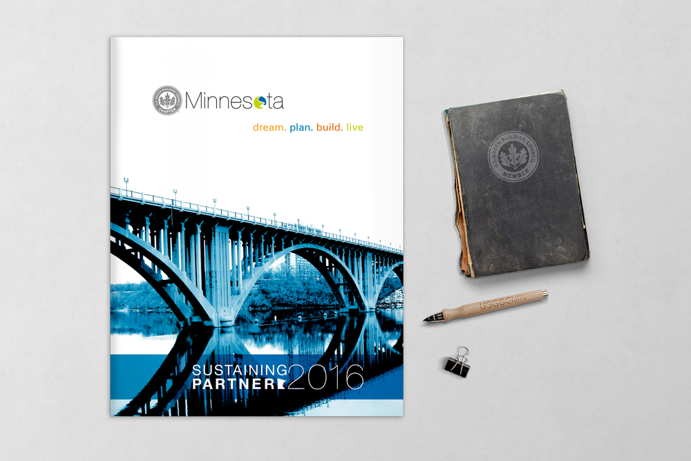USGBC-MN 2016 Brochure Cover