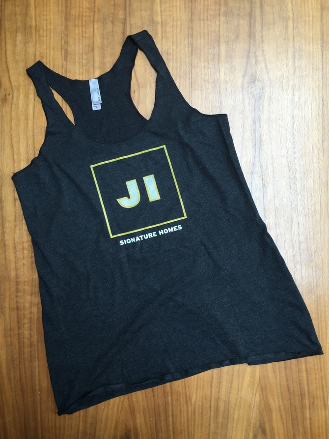 """JI"" Women's Fashion Tank"