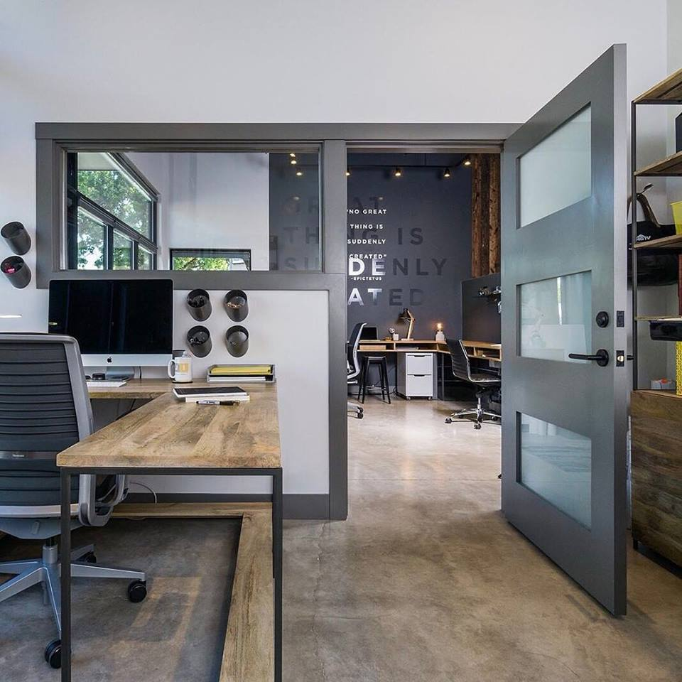 Jordan Iverson Signature Homes Office