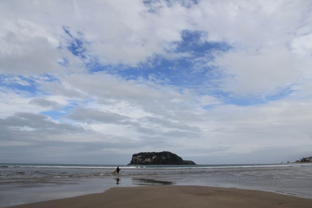 Mount Maunganui, Bay of Plenty, New Zealand