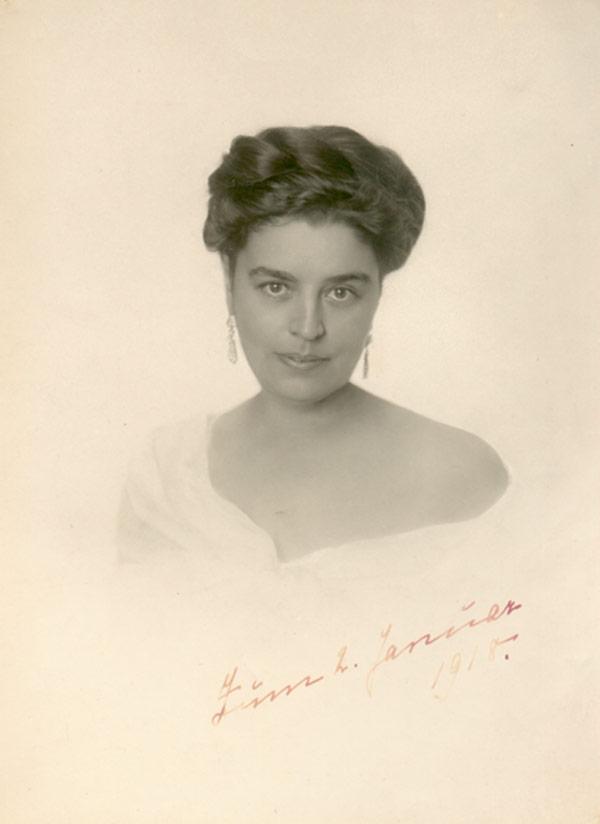 Freifrau v. Holzing (1918)