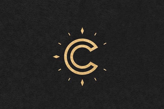 Design graphique-Logo restaurant-Branding-Cendrillon-Québec