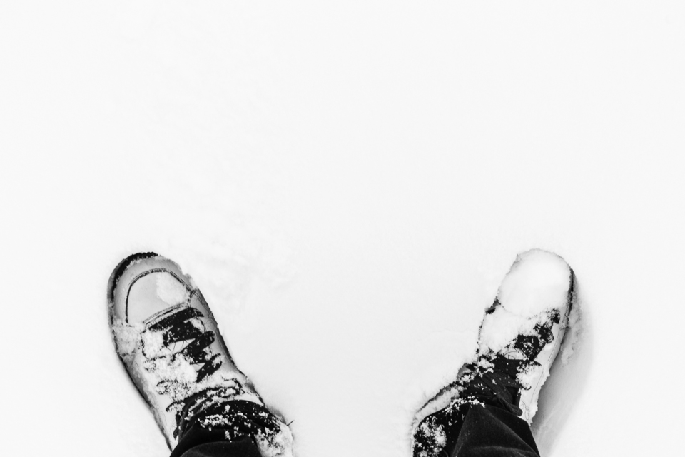 In My Shoes 1/8th at f/11, ISO 100 (30mm) I think I'll stay inside this weekend.
