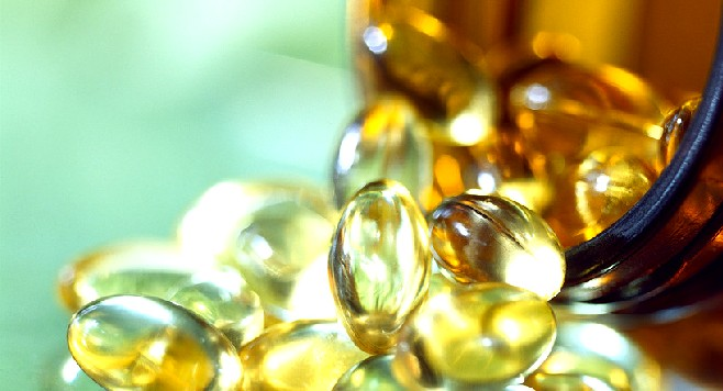 Fish Oil: an essential crossfiters supplement