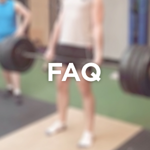 Crossfit Frequently Asked Questions
