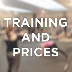 Varangian Training & Prices