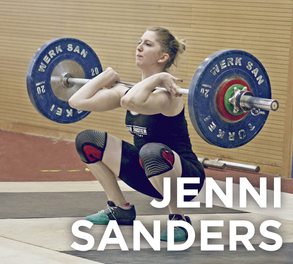 Jenni Sanders - Coach Intern