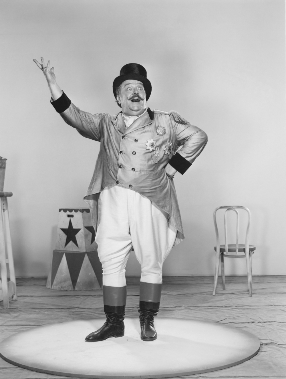 Circus master