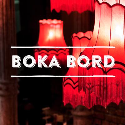 Boka bord pp Pinchos Umeå
