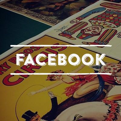 F�lj oss p� Facebook!