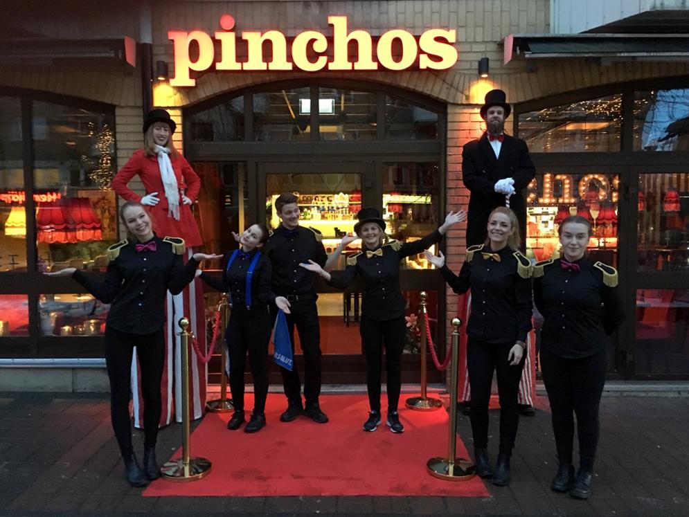 Restaurang Pinchos vid Magasinsgatan, G�teborg