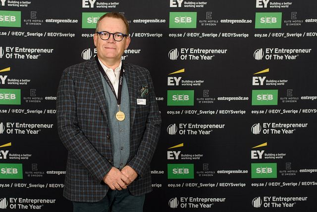 Bild från EY Entrepreneur Of The Year