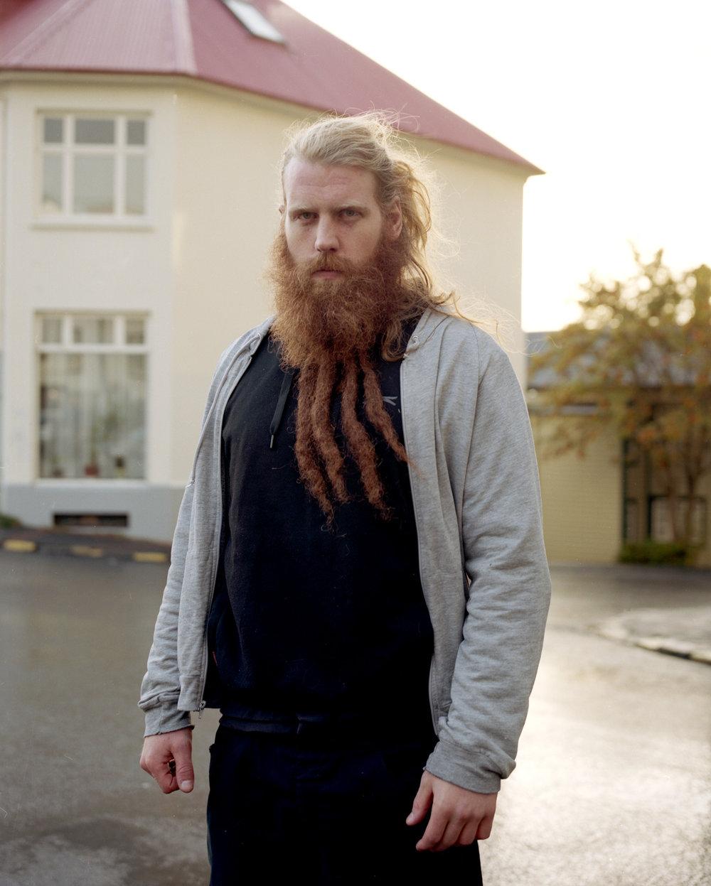 Arnar, Reykjavik