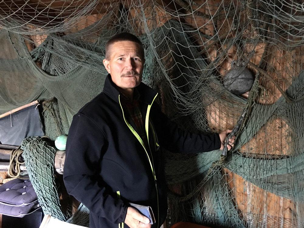 Kystkulturmiljøet i Kuvauen er fortsatt preget av den perioden det var aktiv fiskehavn her. Foto: Ingrid Østang - Visit Hvaler