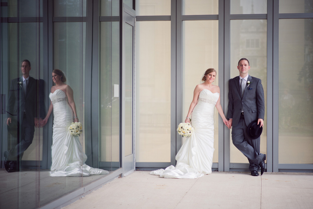 University of Michigan Wedding